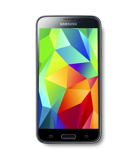 Samsung Galaxy S5 Charcoal 16GB Black Mobile Phones Online