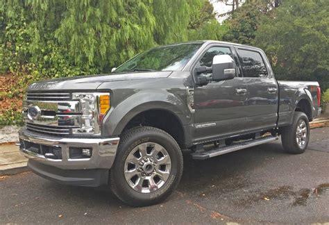 The new Ford F-250 Super Duty comes in five trim levels