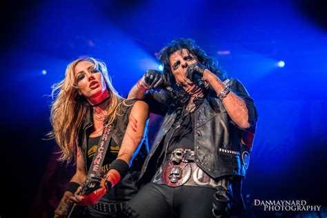 Alice Cooper + Ace Frehley: Live review and Gallery