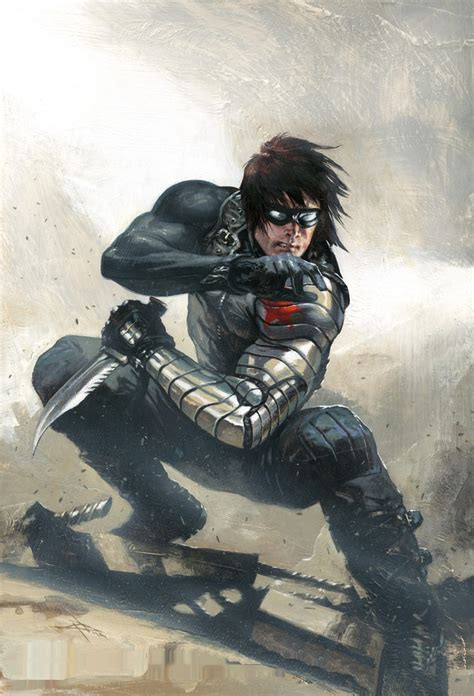 Winter Soldier | Heroes Wiki | Fandom