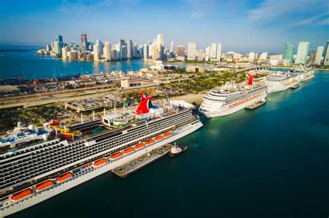 27 Hotels NEAR Miami Cruise Port with Shuttle Service (For