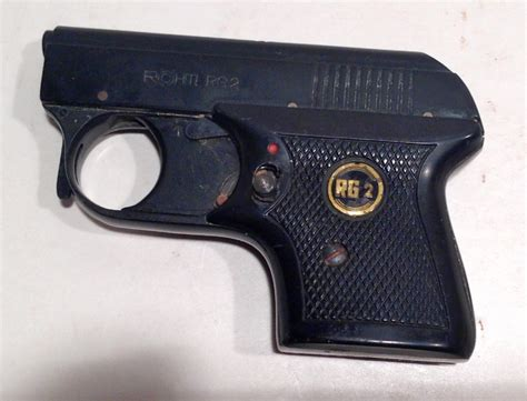 Rohm Rg3 Starter`S Pistol - Germany For Sale at GunAuction