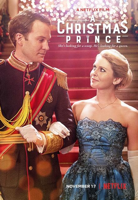 Watch A Christmas Prince 2017 full movie online or