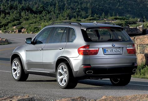 2008 BMW X5 - Information and photos - Zomb Drive