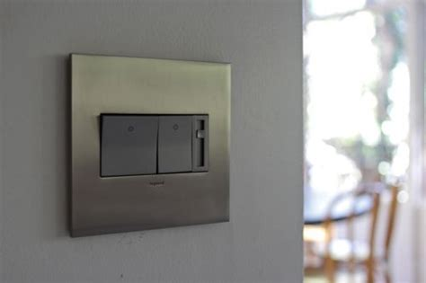 Show Us Your Wall | Get on it | Modern light switches