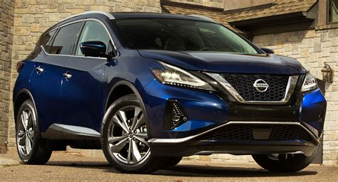 2019 Nissan Murano Facelift Brings Classier Looks And