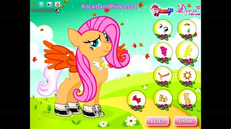 My Little Pony Dressup Game - Full Online Game To Play in