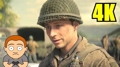 Call Of Duty WW2 Pc 4K GTX 1080 TI Frame Rate Performance