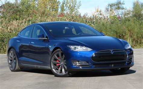 Exclusive: Tesla Model S P90D: A High-Speed 5- or 7-Seat