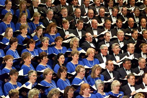 A woman quit the Mormon Tabernacle Choir over planned