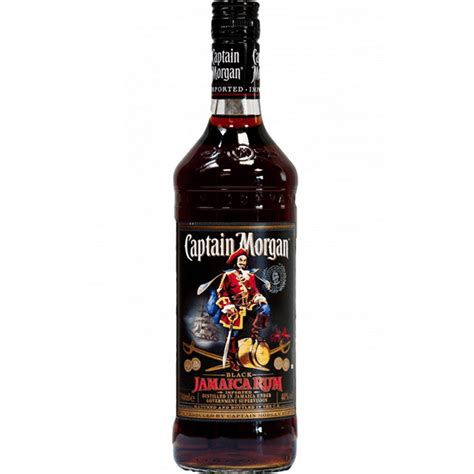 Captain Morgan Jamaica Rum 750ml – MyLiqa