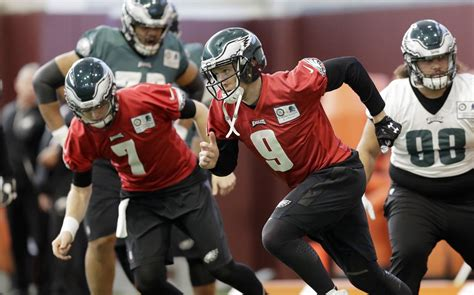 Super Bowl 2018: 'Relaxed' Eagles hold 1st practice in