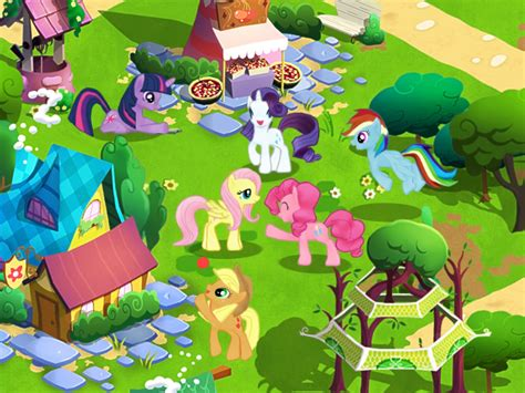 My Little Pony: Friendship is Magic (Game) - Giant Bomb
