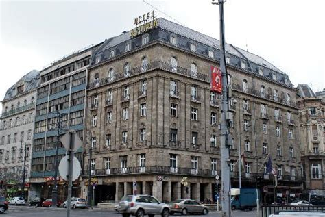 Foto de Danubius Hotel Astoria City Center, Budapest