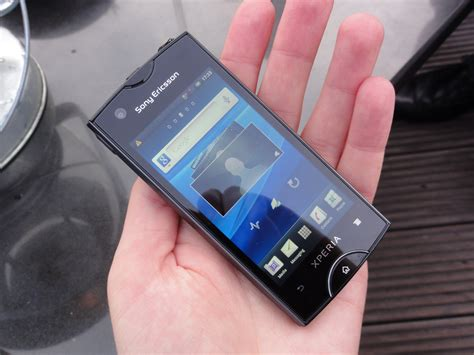 Hands-on with the Sony Ericsson Xperia Ray | Android Central