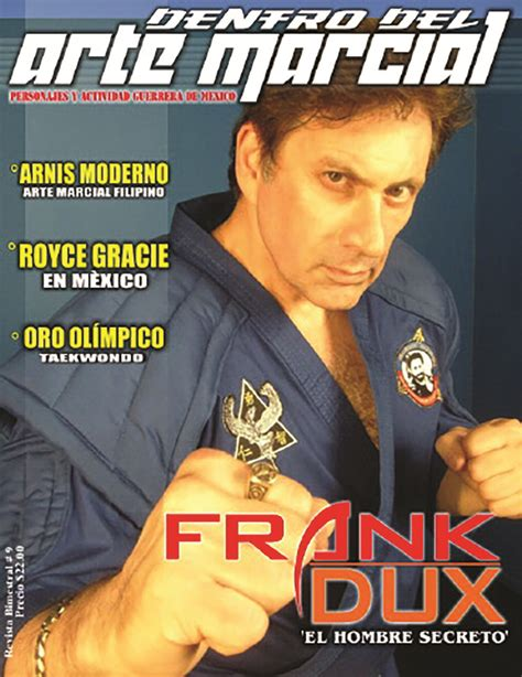 Frank Dux: Responding to cowardly Don Roley – a man with