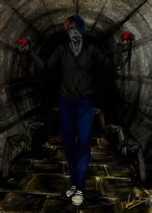 Eyeless Jack hummed to himself happily as he walked