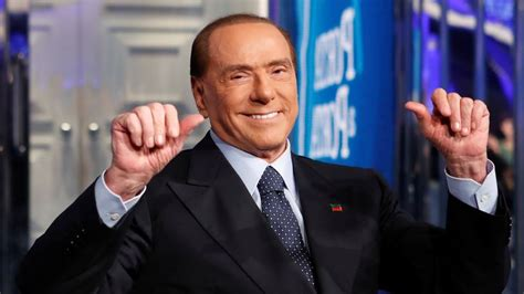 Silvio Berlusconi is back ahead of Italy's election this