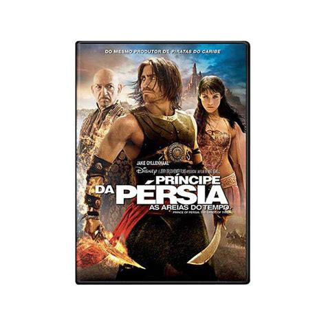 DVD Príncipe da Pérsia: As Areias do Tempo - Disney