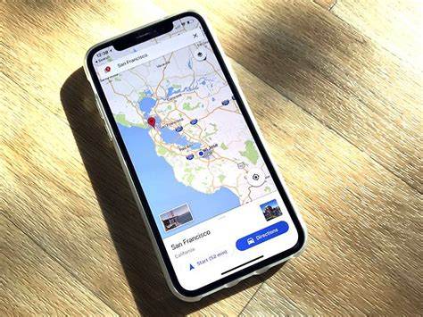 Google Maps Updated With Support for iPhone X - MacRumors
