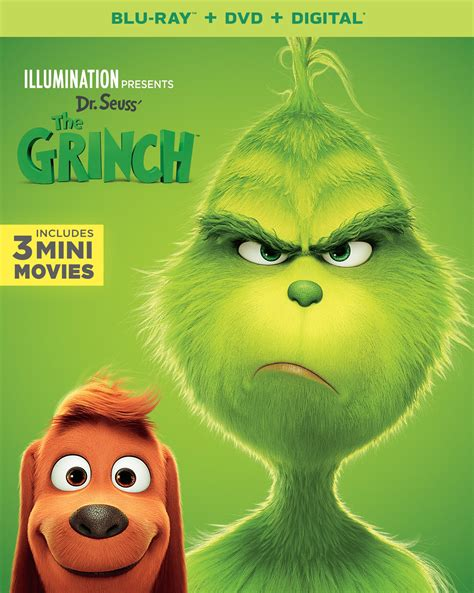 The Grinch Movie with Best Grinch Quotes + Grinch Prize