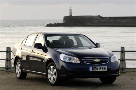 Chevrolet Epica (2007 - 2010) used car review review | Car