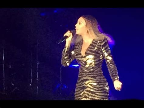 Beyonce Performance Reveta Bowers Center for Early