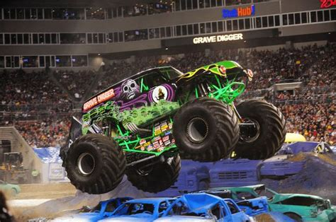 'Monster Jam' truck show stomping into Allentown