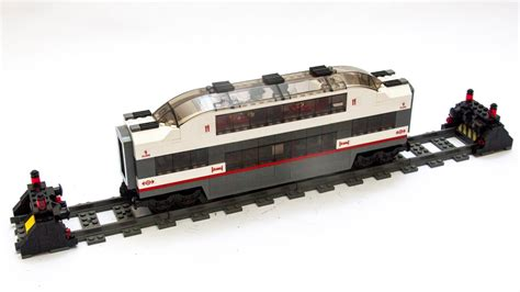 MOC - 60051 Club Car and Extended Car - LEGO Train Tech