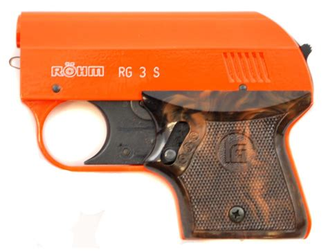 Rohm RG3 - 6mm - PULL THE TRIGGER