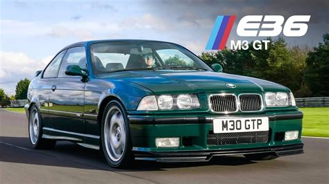 BMW E36 M3 GT: The M3 Masterpieces Ep