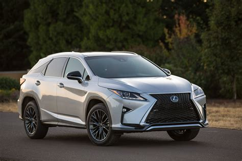 2017 Lexus RX 350 Review, Ratings, Specs, Prices, and