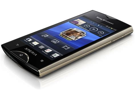 Sony Ericsson XPERIA Ray Android phone Specifications