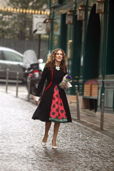 Carrie Bradshaw's Best Paris Outfits - Coco's Tea Party