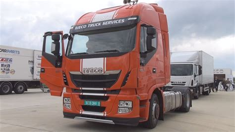 Iveco Stralis 500 E6 Hi-Way Tractor Truck Exterior and