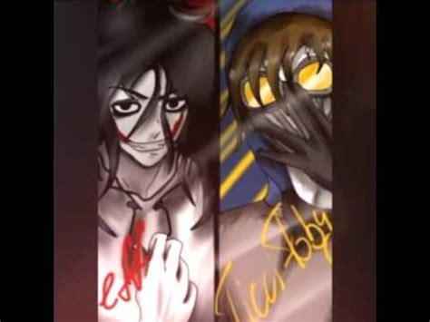 Jeff The Killer X Ticci Toby - YouTube