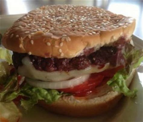 American Hamburger Recipe, Whats Cooking America