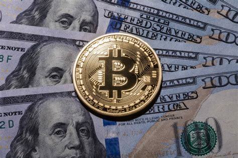 De-dollarization and the rise of Bitcoin
