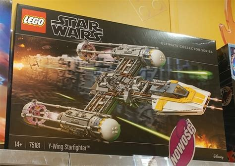 LEGO Star Wars UCS 75181 Y-Wing Starfighter 2018 Picture