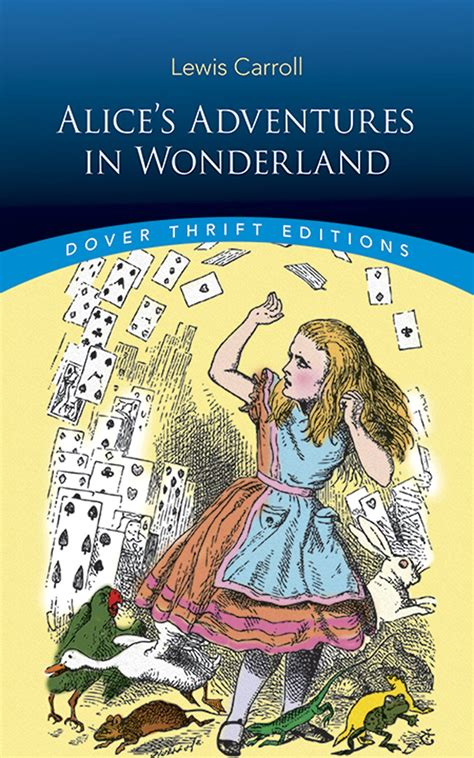 Alice in Wonderland - Book Characters - Character