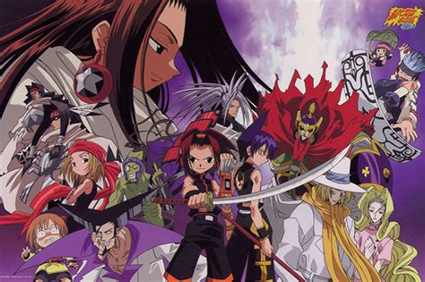 Top 10 Best Shaman King Characters List