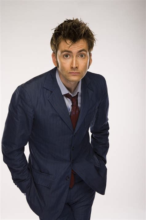 David Tennant Doctor Who Quotes