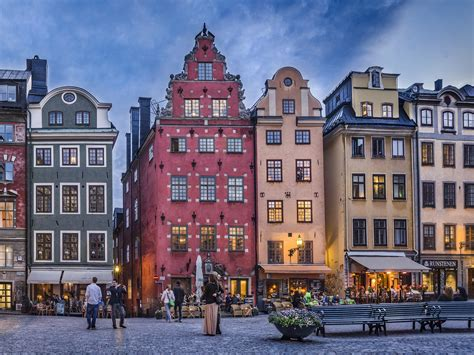 Deal of the Day: Fly to Stockholm for Under $200 - Condé