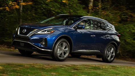 2019 Nissan Murano First Drive Review: Still Comfy and
